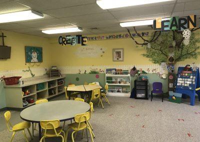 3-Year-Old Classroom